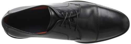 Cole Haan Men's Lenox Hill Cap Oxford,Black,9.5 M US