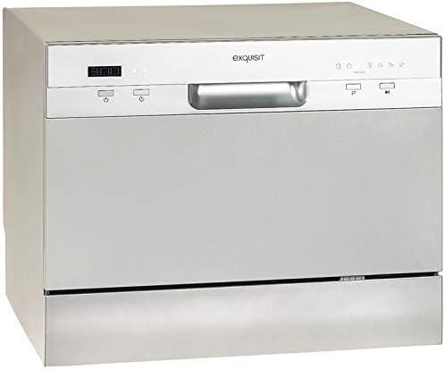 Exquisit GSP-206 Encimera 6cubiertos A+ lavavajilla - Lavavajillas ...
