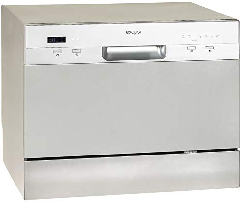 Exquisit GSP-206 Encimera 6cubiertos A+ lavavajilla ...
