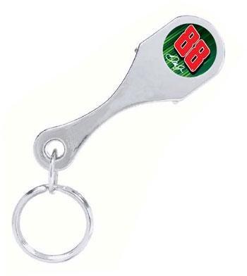 NASCAR Dale Earnhardt Jr. Connecting Rod Bottle Opener Keychain (Opener Bottle Dale Keychain Earnhardt)