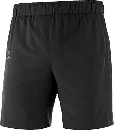 - Salomon Men's Agile 2in1 Short Black, Medium