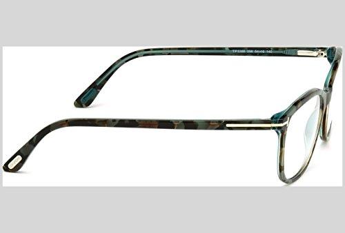 Tom Ford FT5388, Monturas de Gafas para Mujer, Marrón (Avana), 52.0: Amazon.es: Ropa y accesorios