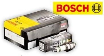 Bosch Candela di accensione wsr6f mp200