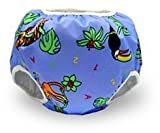Toddler Potty Training Pants By Bummis (Large (40+ lbs), Jungle), Health Care Stuffs