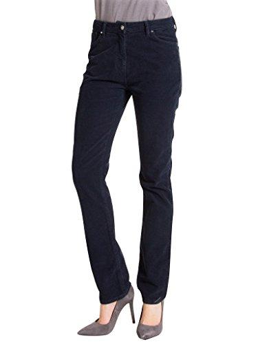 modello velluto unita 753 dritto Carrera per donna Jeans vestibilit tinta Pantalone wRxzXaq