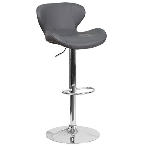 gas bar stool - 2