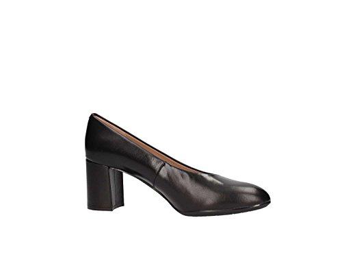 Negro Unisa Mujer Alto Zapato Mupo 0xwFq1Y