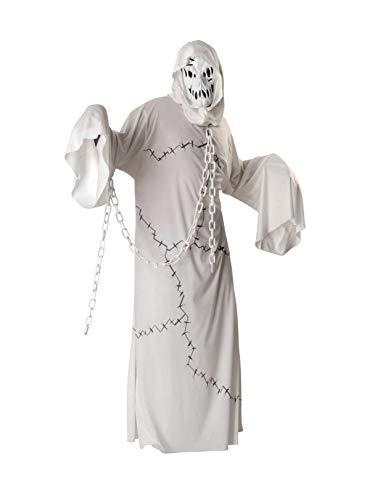 Rubie's Costume Ghoul Costume, White, Standard -