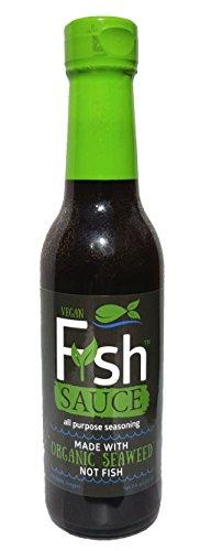Vegan Fysh Sauce (Vegan Fish Sauce Made with Seaweed)