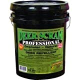 EPIC Deer Scram Professional Grade 25lbs. Granular Deer Repellent Industry Leader