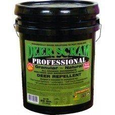 EPIC Deer Scram Professional Grade 25lbs. Granular Deer Repellent Industry Leader by EPIC