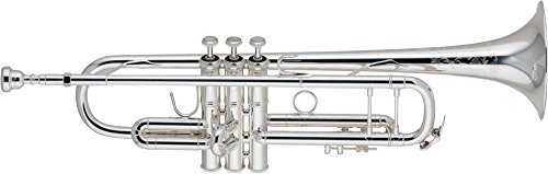 Bach 19037 Stradivarius Series 50th Anniversary Bb Trumpet 190S37 Silver by Bach