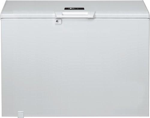 Bauknecht GTE 220 A3+ Gefriertruhe / A+++ / Gefrieren: 215 L / weiß / Digitale Temperaturanzeige / ECO Energiesparen / Kindersicherung