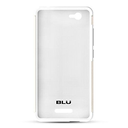 BLU Studio Energy ArmorFlex Case - White/Gold (Studio Energy Blu)