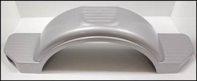 (Triton 07448 Left Plastic Fender Step Older LTWCII Trailers)