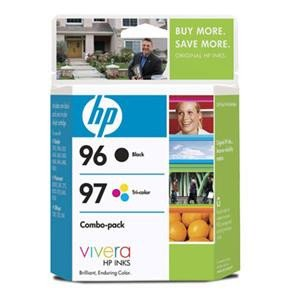 3 X HP 96/97 Retail Combopack C9353FN#140 (Ink Cartridges Hp 560)