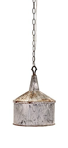 Galvanized Outdoor Pendant Lights