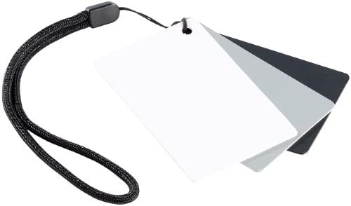 Somikon 3-in-1-tarjeta gris stands para determinar de la: Amazon ...