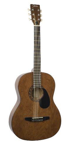 Johnson JG-100-WL Student Acoustic Guitar, Walnut by Johnson