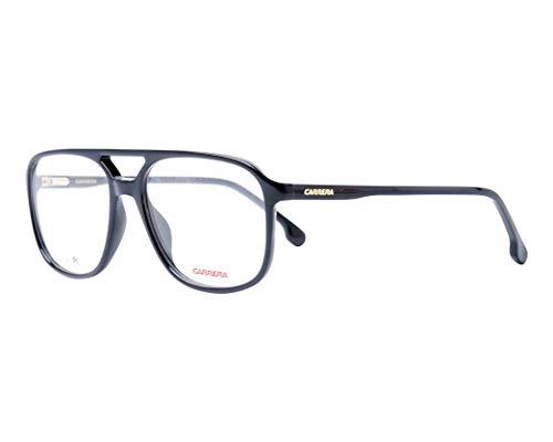 Carrera 176 Eyeglass Frames CA176-0807-5416 - Black Frame, Lens Diameter 54mm, Distance Between