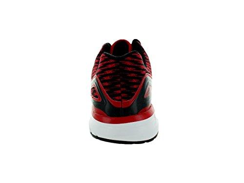 Adidas Performance Mens Duramo 6 M Løpesko Kjerne Svart / Purpur / Kjerne Hvit