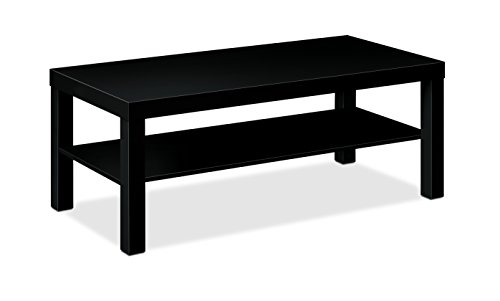 (HON BL Series Coffee Table , Flat Edge Profile , 42
