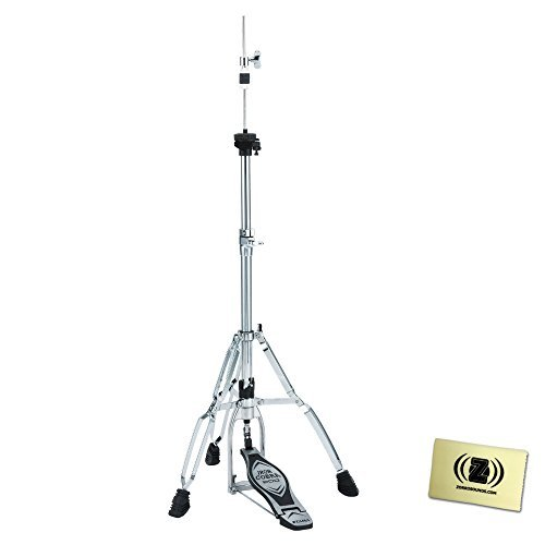 (Tama HH205 200 Series Hi-Hat Stand with Polishing Cloth)