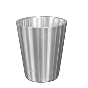 Amazon.com: 6 oz acero inoxidable multiusos doble pared cups ...