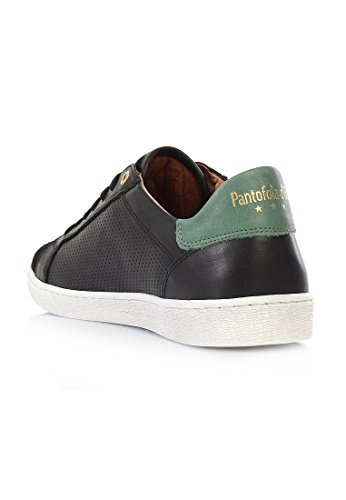 Pantofola d'Oro Sneaker Men CALTARO LOW MEN Black-Juniper
