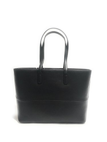 BORSA DONNA SHOPPER LOVE MOSCHINO ECOPELLE CALF NERO POCHETTE BS17MO129