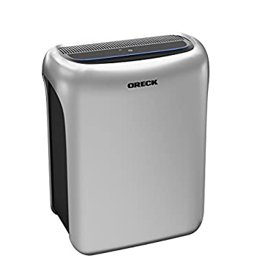 Oreck WK16002 Air Response Hepa Air Purifier with Odor Control & Auto Mode