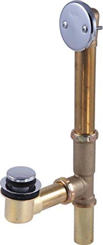 Delta Faucet RP293 Bath Waste Assembly, Chrome by DELTA FAUCET