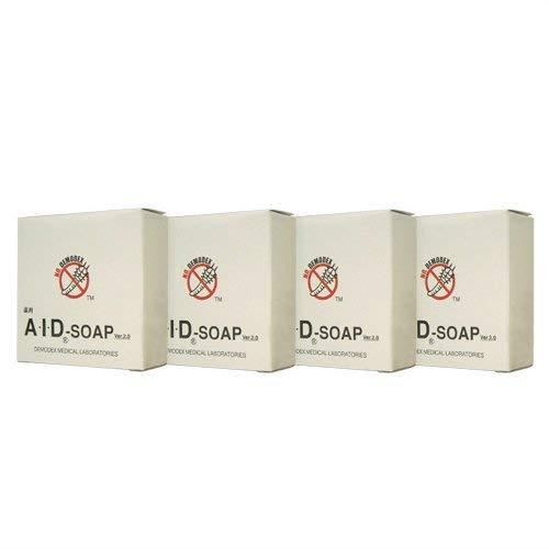 一番の AIDソープ 40g×90個セット AIDソープ B014IVZ5FQ B014IVZ5FQ 4個 4個 4個, アガツマグン:0f7a9917 --- arianechie.dominiotemporario.com