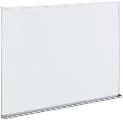 Amazon.com: Pizarra blanca de melamina Universal White de ...