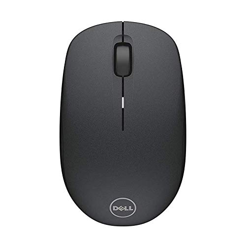 Dell WM 126 Wireless Optical Mouse  Black