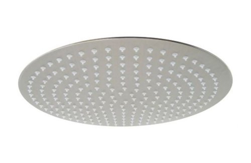 ALFI brand RAIN16R 16-Inch  Solid Round Ultra Thin Rain Shower Head Polished Stainless Steel