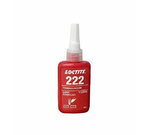 Henkel Loctite 222 50ml Threadlocker Super Screw Lock Glue
