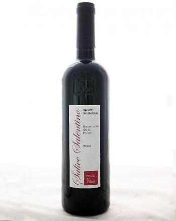 ロッカ・ディ・モリ サリンチェ・サレンティーノ・ロッソ【イタリア産・赤ワイン・フルボディ・辛口・750ml】