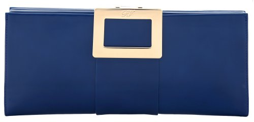 Roger Vivier Sac à main Pochette Bleu ROG002