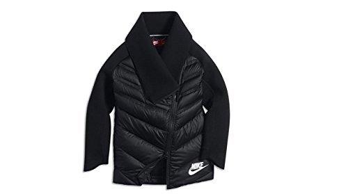 Price comparison product image Nike Sportswear Tech Fleece Big Kids' (Girls') AeroLoft Cape (M)