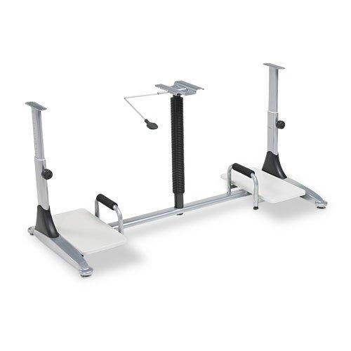 Balt Steel Workstation - Balt Pneumatic Base for Eazy Table Top, Height Adjustable 20