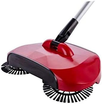 360 Degree - Multi-function Suction Sweeping Machine - Red