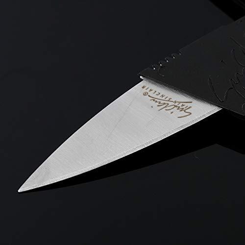 Amazon.com: WuDaMao Cuchillo de tarjeta plegable para ...