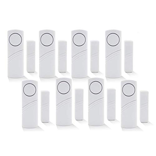 Wireless Home Security Alarm System DIY Kit - Magnetic Sensor - Guardian...