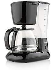 Tristar CM-1245 Koffiezetapparaat – Inhoud: 1.25 liter – Druppelstop, Eén maat, Zwart