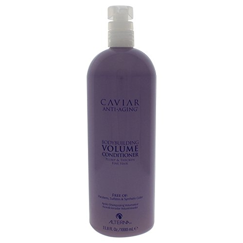 Alterna Caviar for Women Anti Aging Body-Building Volume Conditioner, 33.8 Ounce