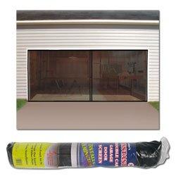 IdeaWorks Instant Garage Screen Door-Double (Screen Doors For Garage compare prices)