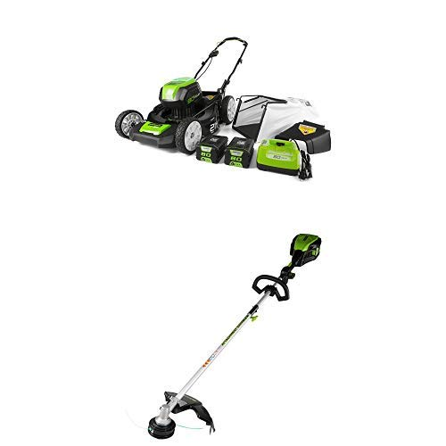 Greenworks PRO 21-Inch 80V Cordless Lawn Mower with 16-Inch
