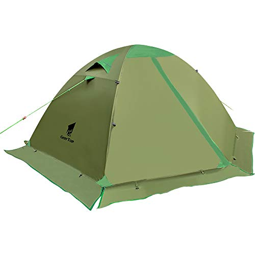 GEERTOP Backpacking Tent for