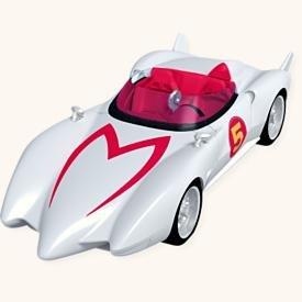 The Mach 5 2008 Hallmark Ornament (Racers Mach 5 Toy)